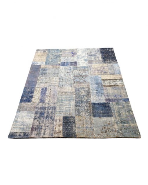 Turks Patchwork vloerkleed Brokking