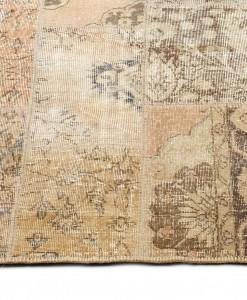 Vintage Turks Patchwork vloerkleed