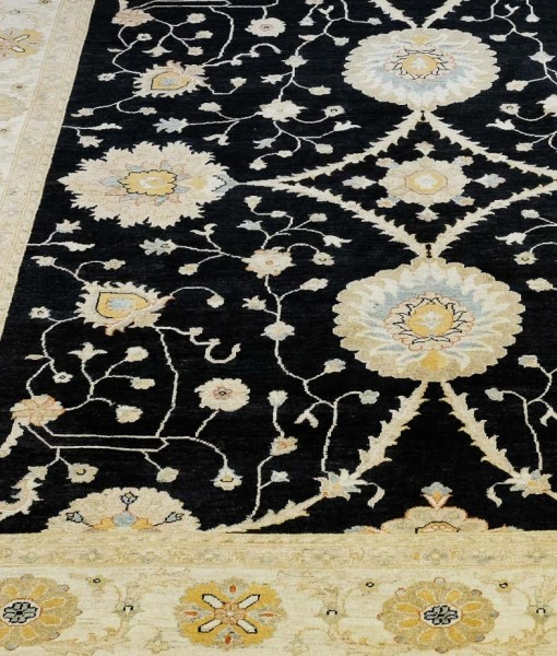 Traditional Afghan Ziegler vloerkleed Brokking Vloerkledenspecialist.nl IJsselstein