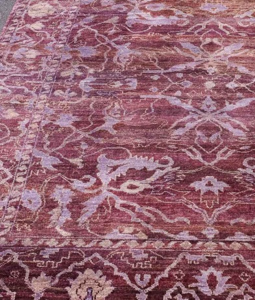 India Tribal Colour Ziegler Pattern Brokking Vloerkledenspecialist.nl
