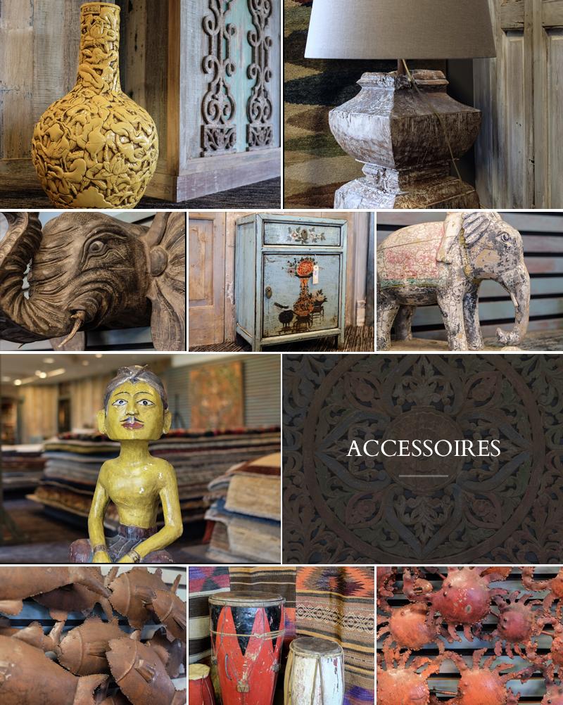 Aziatische accessoires van Brokking Vloerkledenspecialist