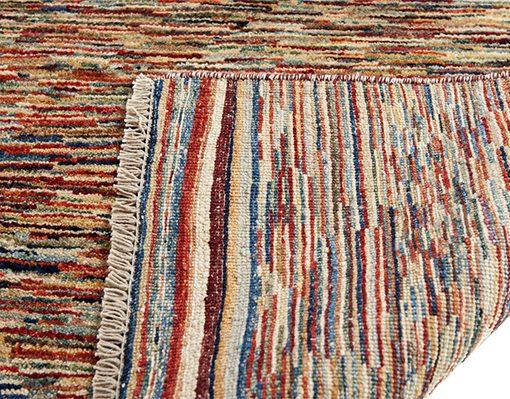 Modern Afghan Stripe Ziegler vloerkleed Brokking Vloerkledenspecialist.nl IJsselstein
