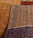 Asian Agra-Taj patch vloerkleed Brokking Vloerkledenspecialist.nl IJsselstein