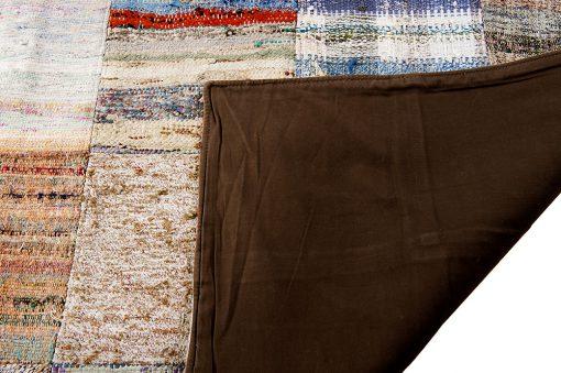 Cotton Frazzle patchwork vloerkleed Brokking Vloerkledenspecialist.nl IJsselstein