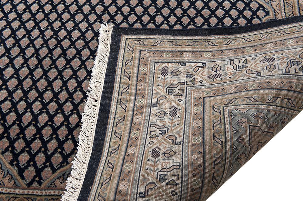 Perzisch Tapijt Blauw : Klassiek perzisch mir vloerkleed vloerkledenspecialist brokking