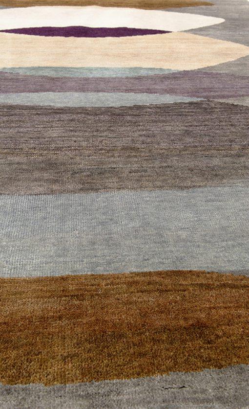 Tribal Colour Oval Variation vloerkleed Brokking Vloerkledenspecialist.nl IJsselstein