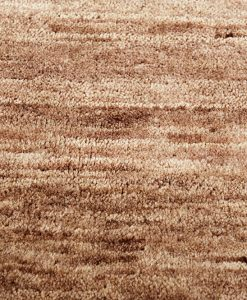 Tribal Colour Plain Earthy Brown vloerkleed Brokking Vloerkledenspecialist.nl IJsselstein
