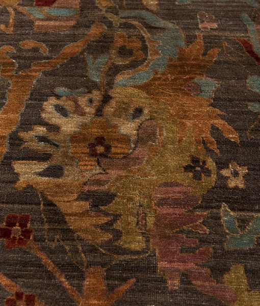 Museum Collection Kompozit Amber vloerkleed Brokking Vloerkledenspecialist.nl IJsselstein