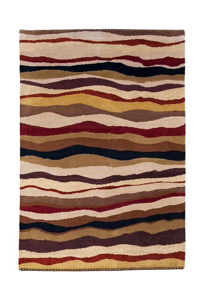 India Tinted Stripes vloerkleed Brokking Vloerkledenspecialist.nl IJsselstein