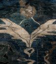 Museum Collection Kompozit Amber Bleu vloerkleed Brokking Vloerkledenspecialist.nl IJsselstein