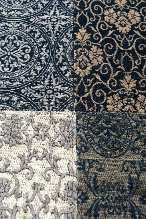 India vintage Patchwork vloerkleed Brokking Vloerkledenspecialist.nl IJsselstein
