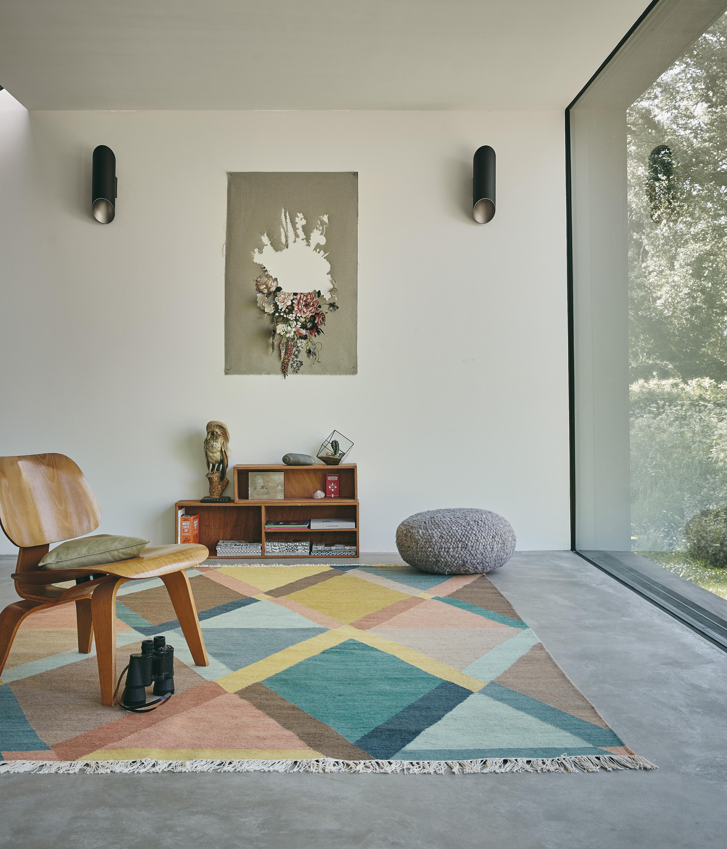 brink campman kashba jewel modern vloerkleed brokking vloerkledenspecialist. Black Bedroom Furniture Sets. Home Design Ideas