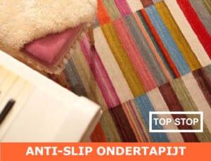 Anti-slip ondertapijt