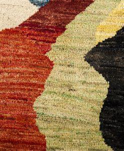 Afghan Colour Art vloerkleed Brokking Vloerkledenspecialist.nl IJsselstein