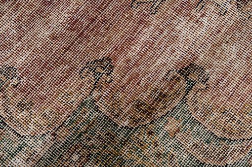 Iran all-over vintage vloerkleed Brokking Vloerkledenspecialist.nl IJsselstein