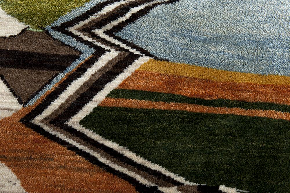 Handgeknoopt Tapijt Herkennen : Handgeknoopt tapijt herkennen perzisch tapijt kazak
