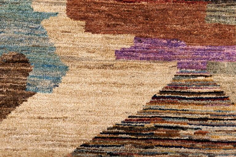 Afghan modern Stripe vloerkleed Brokking Vloerkledenspecialist.nl IJsselstein (92)