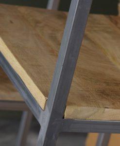 Kast Anta metal wood Brokking Vloerkledenspecialist