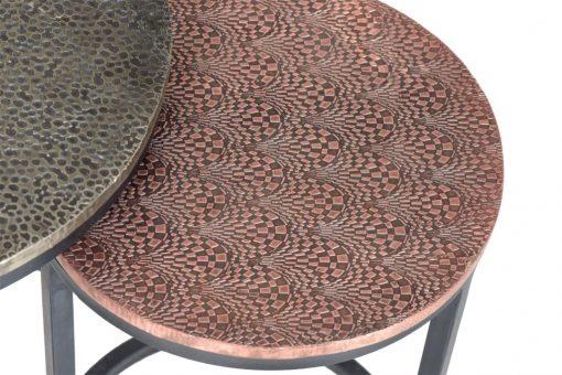 Orado tafel Copper Brokking Vloerkledenspecialist