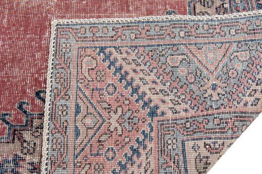 Turks vintage vloerkleed hoekje Brokking Vloerkledenspecialist