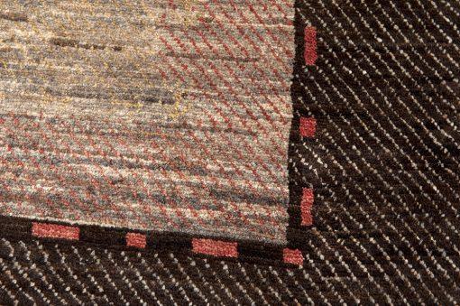 Iran Art Deco detail - Brokking vloerkledenspecialist