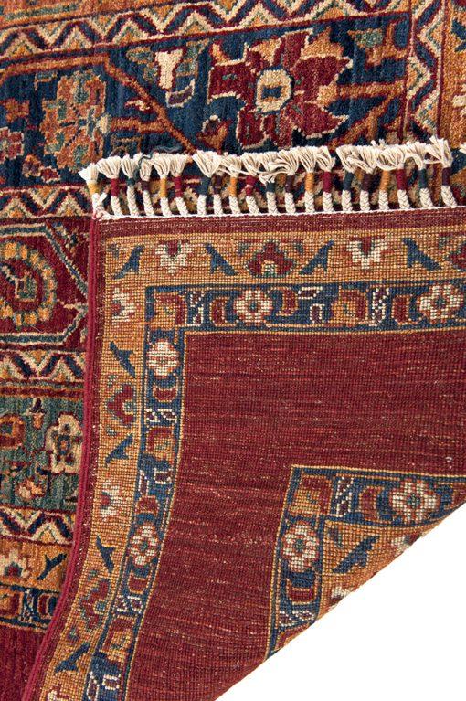 Pakistan Traditional vloerkleed corner - Brokking Vloerkledenspecialist