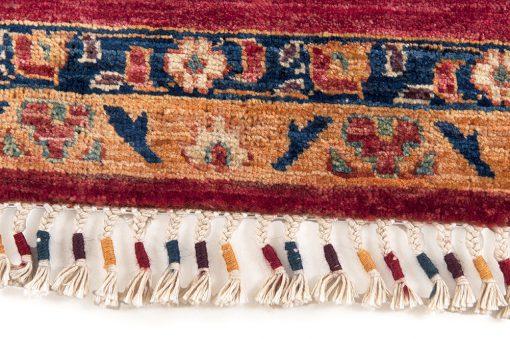 Pakistan Traditional vloerkleed detail2 - Brokking Vloerkledenspecialist