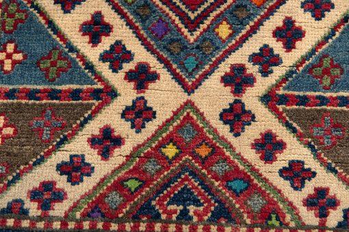 Pakistan classic loper detail - Brokking vloerkledenspecialist