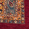 Pakistan traditional vloerkleed detail1