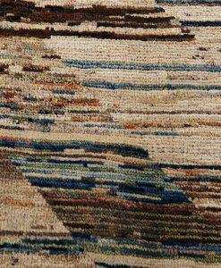 Painting Art vloerkleed detail1 - Brokking Vloerkledenspecialist