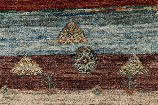Modern Art Carpet detail2 - Brokking Vloerkledenspecialist