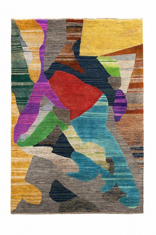 Painting Art vloerkleed Brokking Vloerkledenspecialist