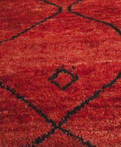 Traditional Maroc detail Brokking Vloerkledenspecialist