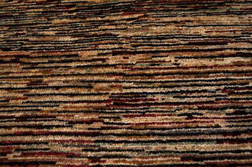 Striped Gabbeh detail Brokking Vloerkledenspecialist