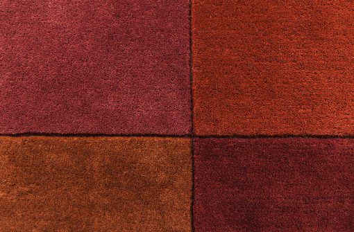 Tufted colourblocks India detail1 Brokking Vloerkledenspecialist