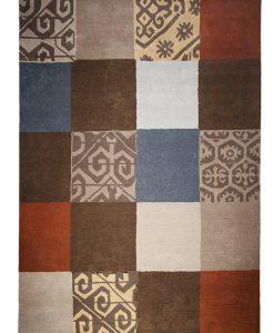 Patchwork design India Brokking Vloerkledenspecialist