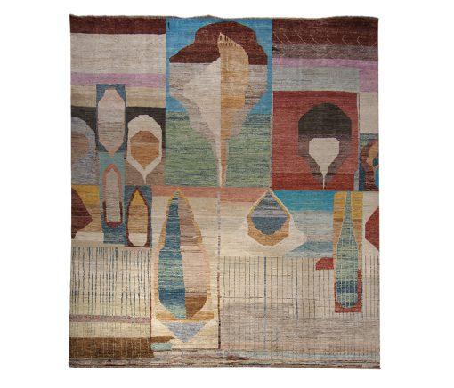Modern Art Pakistan | Brokking Vloerkledenspecialist