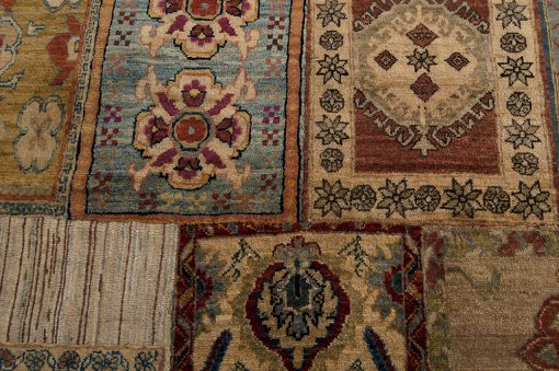 New classic patchwork detail | Brokking Vloerkledenspecialist