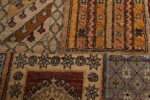 New classic patchwork detail-2 | Brokking Vloerkledenspecialist