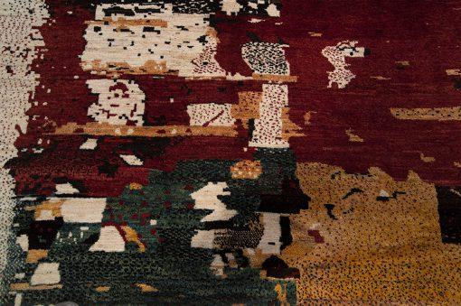 Modern Luribaft Iran detail-2 | Brokking Vloerkledenspecialist