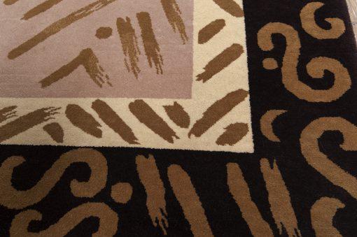 SALE Nepal special design 21 detail Brokking Vloerkledenspecialist