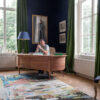 Painting color design Kees Brokking