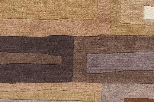 Modern Bricks design detail - Brokking Vloerkledenspecialist