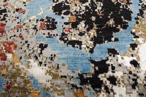 Modern Pakistan Graffiti Art vloerkleed Brokking Vloerkledenspecialist.nl IJsselstein (86)