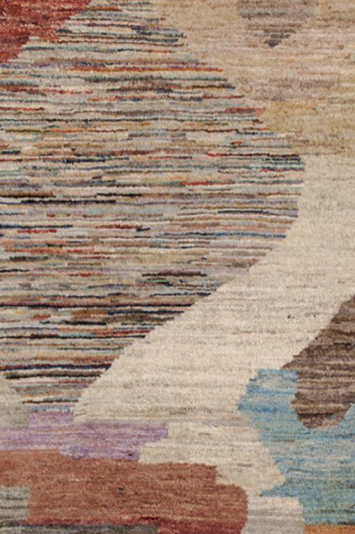 Pakistan Ziegler modern painting vloerkleed Brokking Vloerkledenspecialist.nl IJsselstein