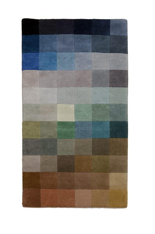 Nepal Colour Sample vloerkleed Brokking Vloerkledenspecialist.nl IJsselstein