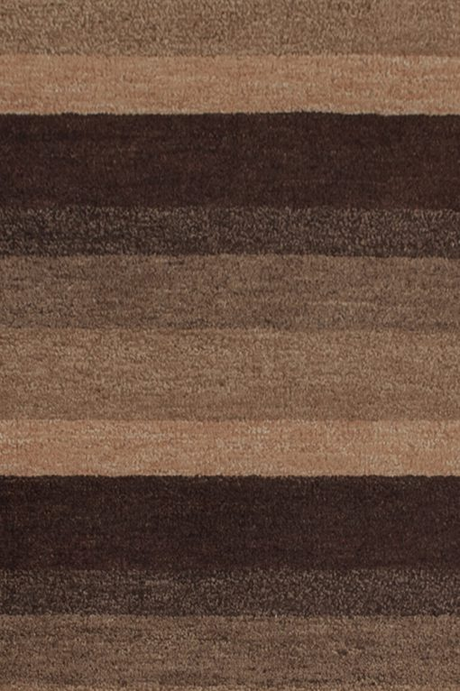 Iraans Gabbeh Stripe vloerkleed detail| Brokking Vloerkledenspecialist