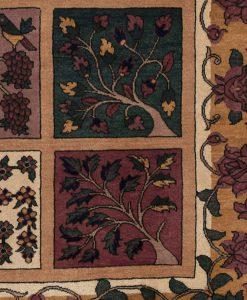 Vloerkleed Lori Mix Iran detail | Brokking Vloerkledenspecialist