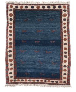 Perzisch Gabbeh vloerkleed | Brokking Vloerkledenspecialist