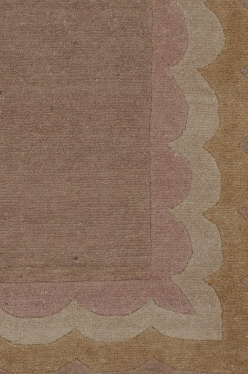 Nepal Special design detail | Brokking Vloerkledenspecialist